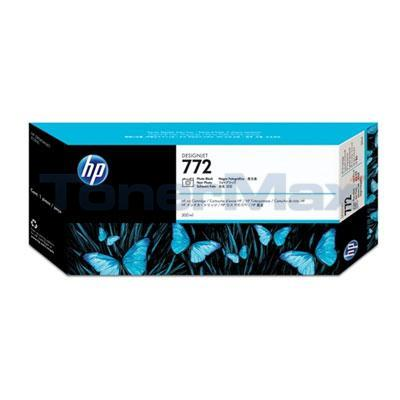 HP 772 DESIGNJET INK CARTRIDGE PHOTO BLACK 300ML